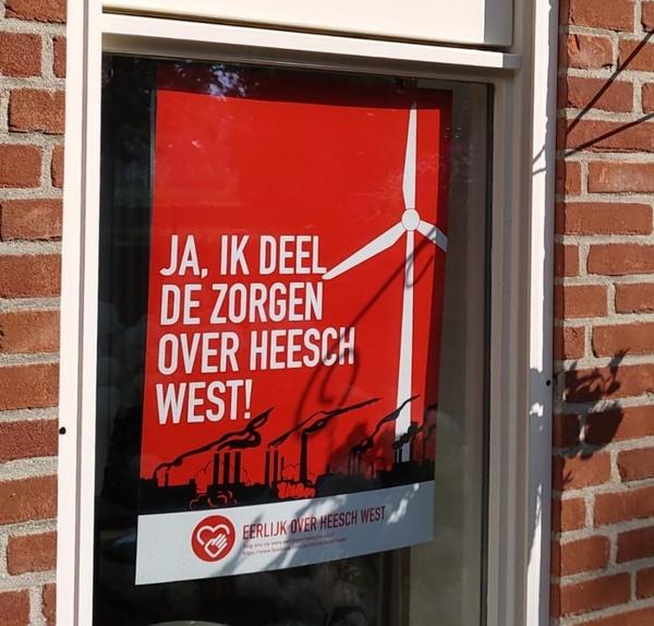 Poster Eerlijk Over Heesch West